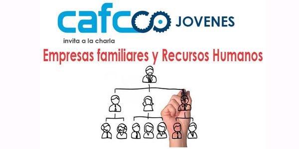 CAPACITACIÓNTres generaciones, en la charla Empresas Familiares y RR HH