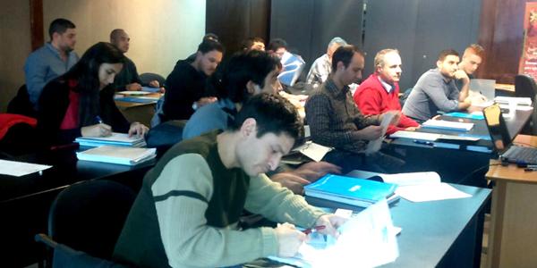CAFCCo  realizó el Curso Teórico Práctico de Fabricación de Cartón Corrugado