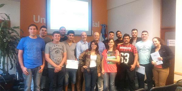 Córdoba, presente en el  Curso sobre Terminación y Troquelado