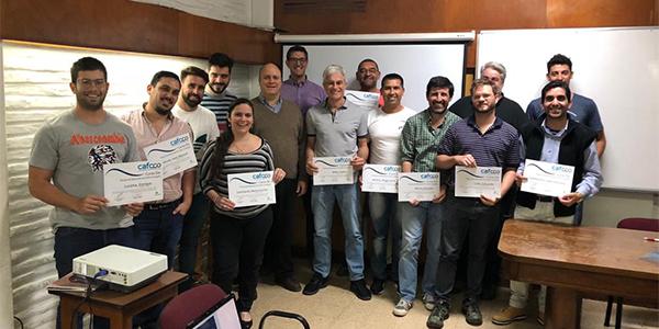 Proceso de Fabricación de Corrugado en Rosario: amplia asistencia para el cierre anual de capacitaciones
