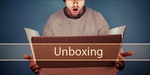 Unboxing: Si puedes comprarlo, hay un video para ver. Cómo se hace y para qué