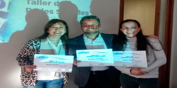 Realizamos el primer taller de Redes Sociales para la industria del corrugado