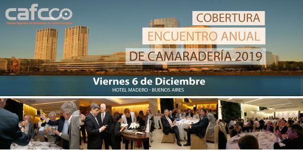 Cobertura del Encuentro Anual de Camaradería 2019