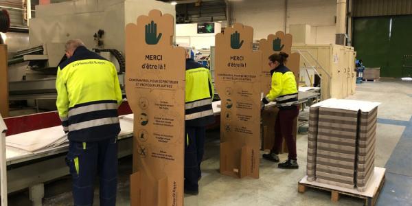 Smurfit Kappa lanza portafolio de soluciones en corrugado para ayudar a comunidades afectadas por Covid-19