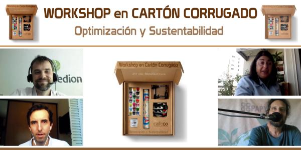 Todo sobre el Workshop de Cartón Corrugado 2020