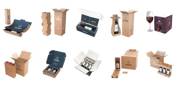 Smurfit Kappa presenta un nuevo e innovador portafolio de envases para el mercado online de bebidas