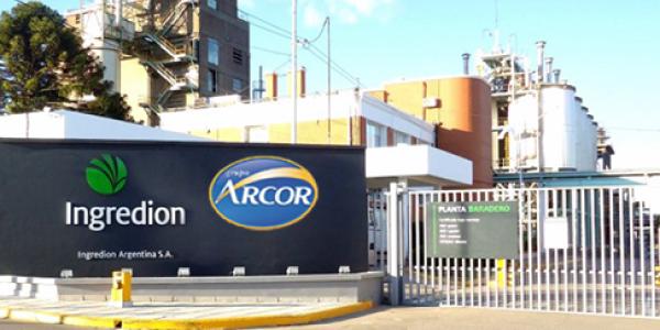 Ingredion Cono Sur y Grupo Arcor anuncian la creación de un joint venture para Argentina, Chile y Uruguay
