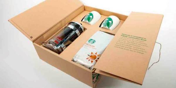 La influencia del diseño de las cajas para la atracción de los productos
