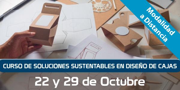 Curso de Soluciones Sustentables en Diseño de Cajas