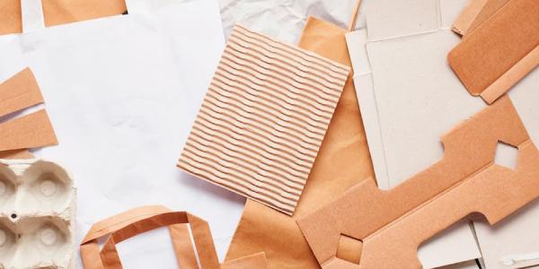 Los consumidores prefieren los envases de papel