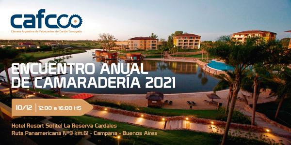 Encuentro Anual de Camaradería CAFCCo 2021